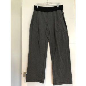 Lululemon grey track pant